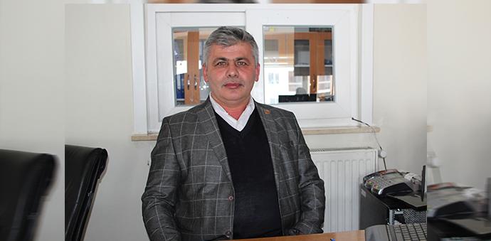 Havza Muhtarları Derneği Başkanı Çavdar'dan Teşekkür Ve Aşı Çağrısı