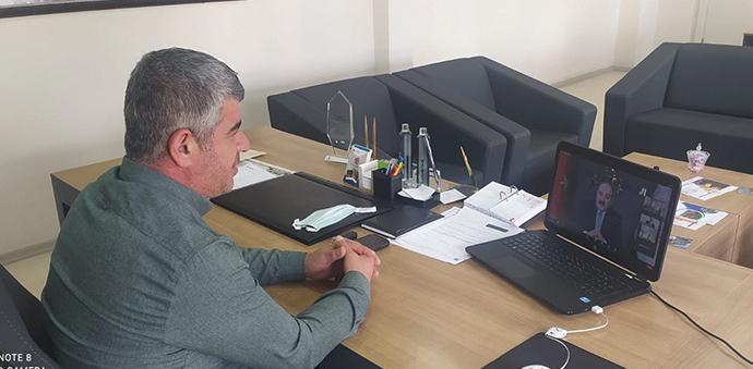 Havza OSB Başkan Vekili Acar OSBÜK İstişare Toplantısına Katıldı
