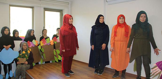 Havza Şehit Osman Ünal MTAL'den İki Anlamlı Proje
