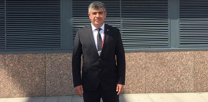 Havza TSO Başkanı Acar'a Ankara'da Çifte Görev