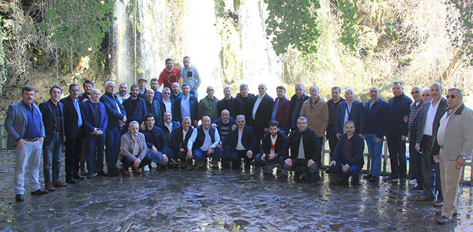 Havza TSO Kaynaşma ve Gezi Programından Döndü