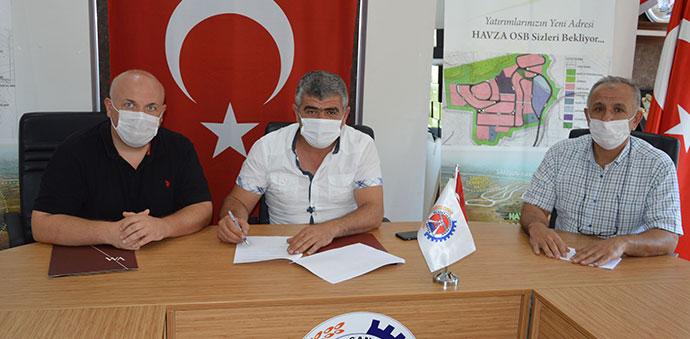 Havza TSO ve Medical Park Sağlık Protokolü İmzaladı