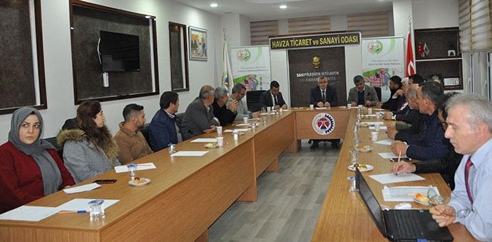 Havza TSO'da E-FATURA Dijital Dönüşüm Bilgilendirme Toplantısı