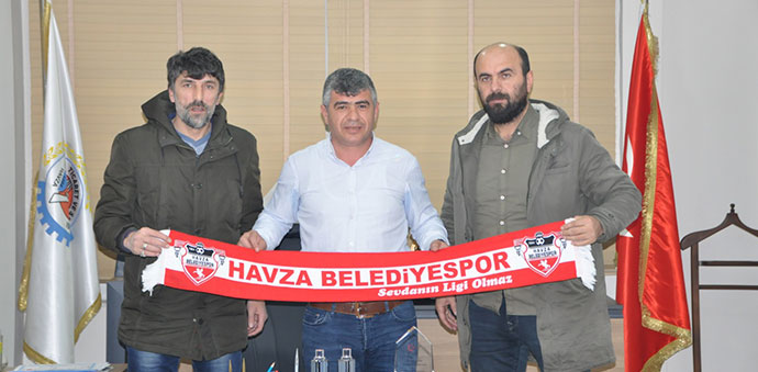 Havza TSO'dan Havza Belediye Spor'a Mali Destek