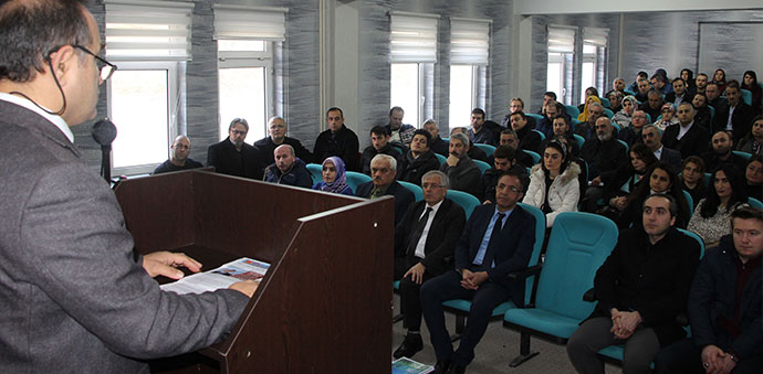 Havza'da 2023 Eğitim Vizyon Çalıştayı Yapıldı