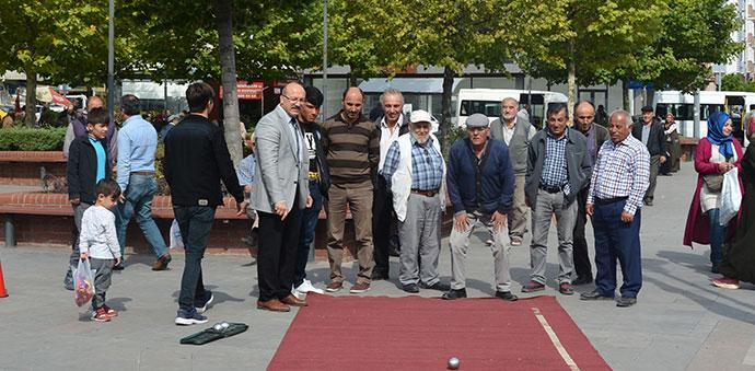 Havza'da Amatör Spor Haftası Etkinlikleri