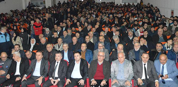 Havza'da Asr-I Saadet Gençliği Konferansı Gerçekleşti