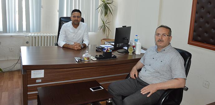 Havza'da İlçe Sağlık Ve Hastane Müdürlüklerine Yeni Atamalar