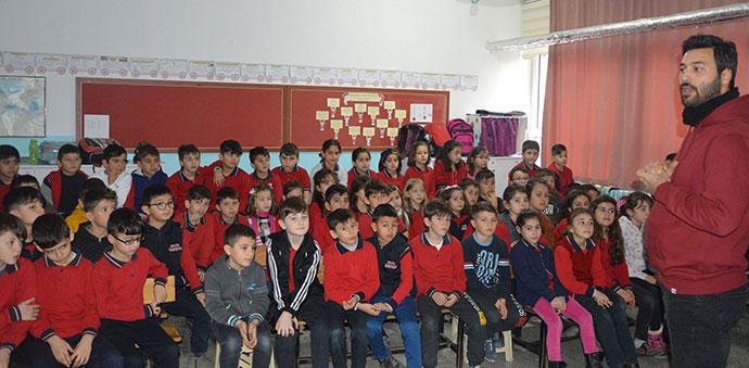 Havza'da İlkokul Öğrencilerine Engeli Eğitimi