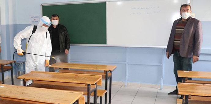 Havza'da KPSS Ortaöğretim Sınavı Tedbirleri Alındı