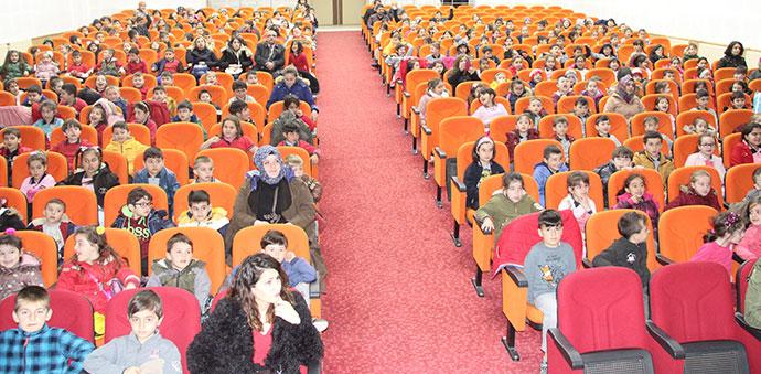 Havza'da Öğrenci Ve Velilerine Mahremiyet Eğitimi