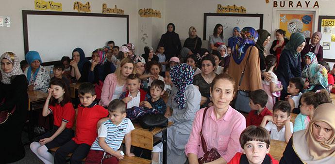 Havza'da Okula Uyum Haftası Başladı
