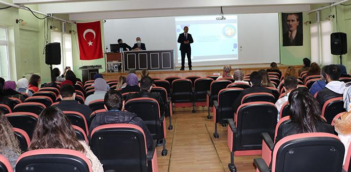 Havza'da Sene Başı Rehber Öğretmenler Bölge Toplantısı Düzenlendi