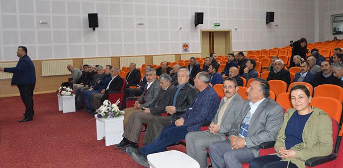 Havza'da SYDV'de Üye Seçimi Yapıldı