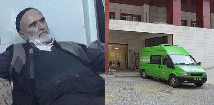 Havza'da Traktör Devrildi 1 Ölü 1 Yaralı