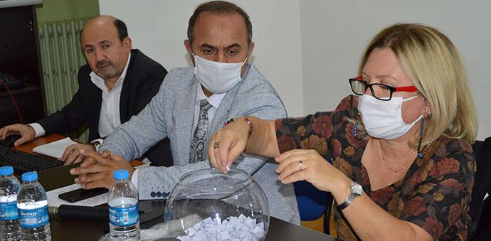 Havza'da TYP Kapsamında Çalışacaklar Kura İle Belirlendi
