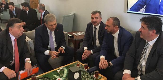 Havzalı Başkanlardan Ankara Çıkarması