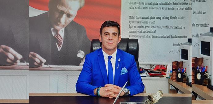 Hemşerimiz Erkan Altıntaş Atakum Halk Eğitim Merkezi Müdürlüğü görevine atandı