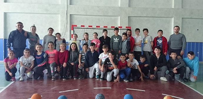 İlk Kıvılcım Havzaspor Kulübü Hentbol Takımı Kuruldu