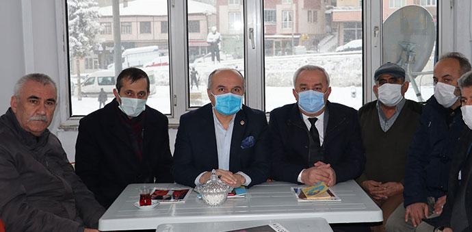 İYİ Parti Genel Başkan Yardımcısı Erhan Usta, Baskın seçimi de Türkiye yaşayabilir