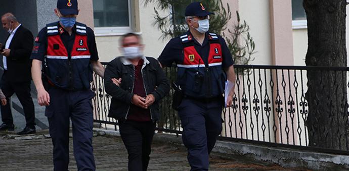 Jandarma Hakkında 3 Yıl 4 Ay Hapis Cezası Bulunan Kişiyi Yakaladı
