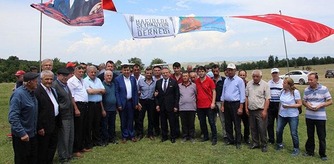 Kocadüz Festivalinin 5.'si Düzenlendi