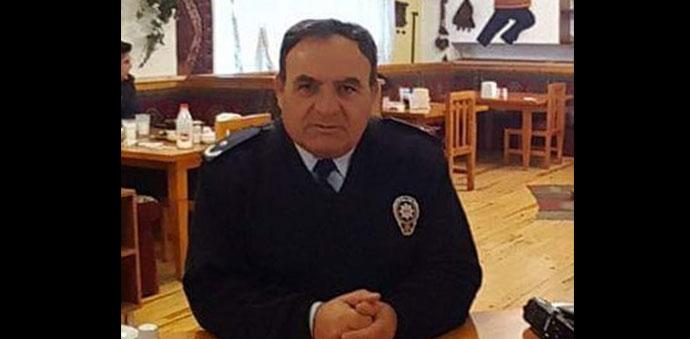 Komiser Recep Aydın Hayatını Kaybetti