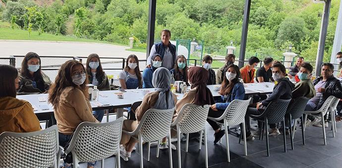 LGS Ve YKS Sınavına Girecek Olan Öğrencilere Moral Motivasyon Desteği