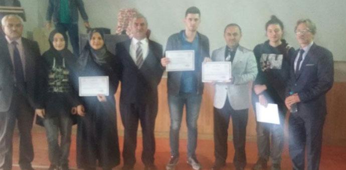 Liseler Arası Bilgi Yarışması Sonuçlandı