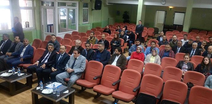 MEM'de FATİH Projesi Bilgilendirme Toplantısı