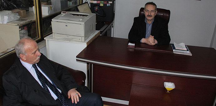 MHP İl Başkanı Karapıçak'tan Ziyaret