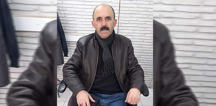 MHP İlçe Başkan Yardımcısı Yahya Kenan Hakka Yürüdü