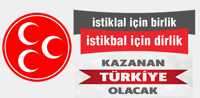 MHP İlçe Kongresi 7 Eylül Pazartesi Günü Yapılacak.