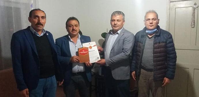 MHP Mahalle Ziyaretlerine Devam Ediyor