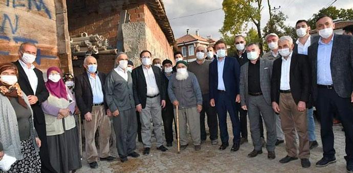 Mustafa Demir, Havza OSB 10 Kat Büyüyor