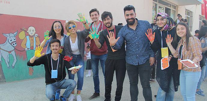 OMÜ'lü Öğrencilerden Alkışlanacak Proje