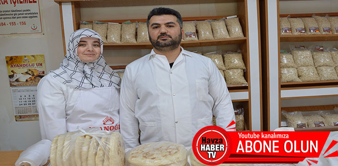 Pıtıl (Bazlama) Bir Ailenin Ekmek Parası Oldu