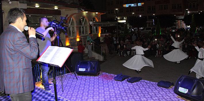 Ramazan Etkinliklerinde Belinay İlahi Gurubu Sahne Aldı