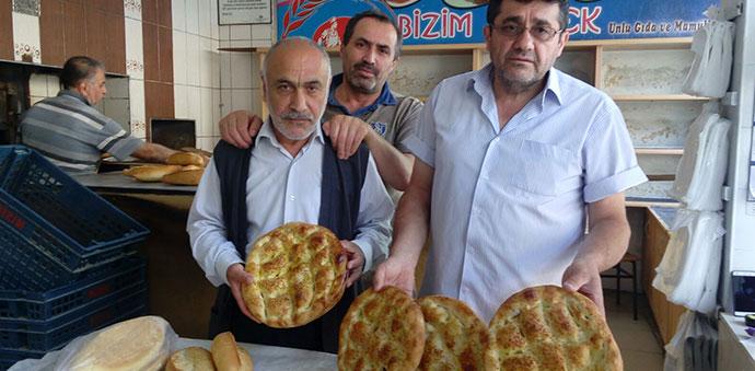 Ramazan Pidesi 2 Lira'dan Satılacak