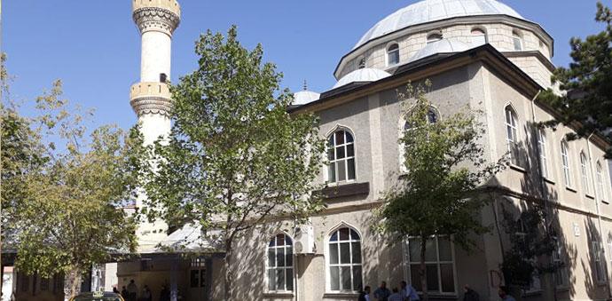 Restorasyon Başladı Orta Cami 1.5 Yıl Kapalı Kalacak