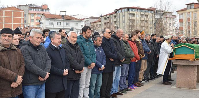 SAMDEF Genel Başkan Yardımcısı Karaman'ın acı günü