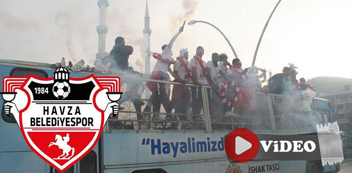 ŞAMPİYONA COŞKULU KUTLAMA-Video Haber