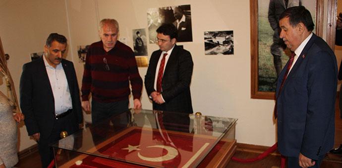 Samsun Valisi Osman Kaymak Havza Ziyareti