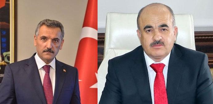 Samsun Valisi Osman Kaymak Değişti