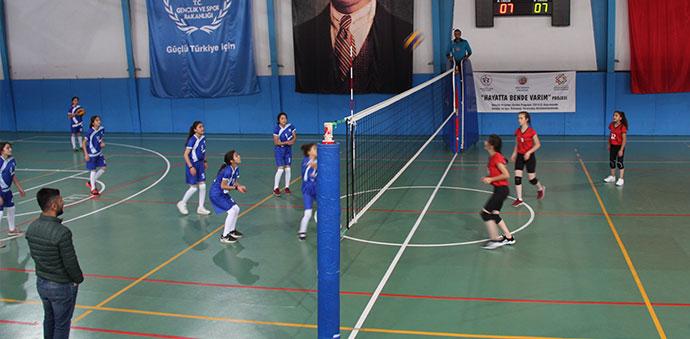 Samsun'da Okullar Arası Futbol Turnuvası