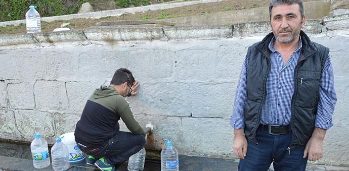 Şifalı Olduğuna İnanılan Musucuk Suyu Rağbet Görüyor