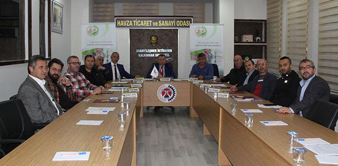 Sivil Toplum Kuruluşları ve Meslek Odaları Platformu Toplandı