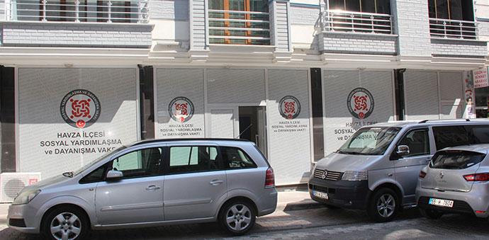 Sosyal Yardımlaşma Vakfı Şehir İçine Taşındı