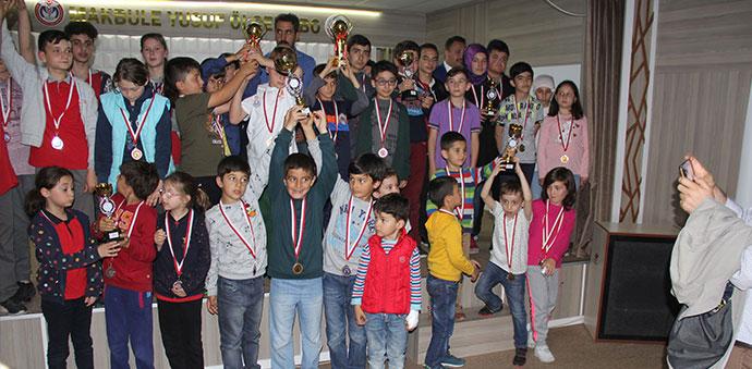 TSF Onaylı Satranç Turnuvası Düzenlendi