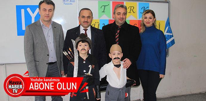 Türk Büyüklerini Canlandırarak Öğreniyorlar